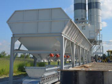 Węzeł betoniarski Opole – śląskie