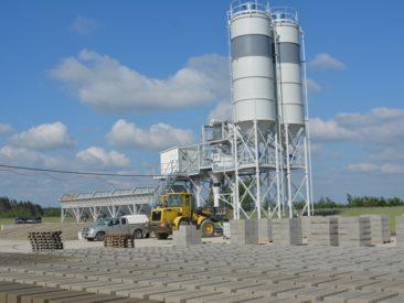Węzeł betoniarski – Opole – śląskie