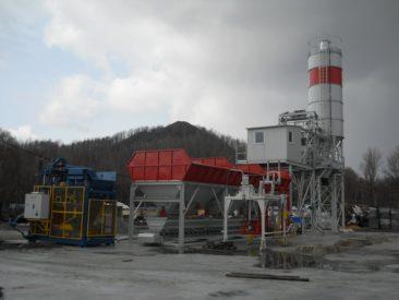 Węzeł betoniarski – Czerwionka Leszczyny – śląskie