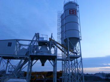Węzeł betoniarski – Biała Podlaska – podlaskie