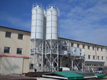 Węzeł betoniarski – Włoszczowa – świętokrzyskie