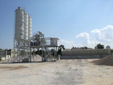 Węzeł betoniarski – Piekoszów- świętokrzyskie