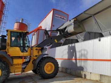 Mobilny węzeł betoniarski – Sępólno Krajeńskie – Kujawsko-Pomorskie